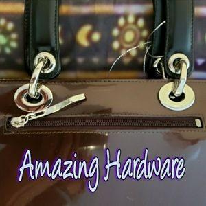 Bronze Multi Pocket Beijo Bag NWT